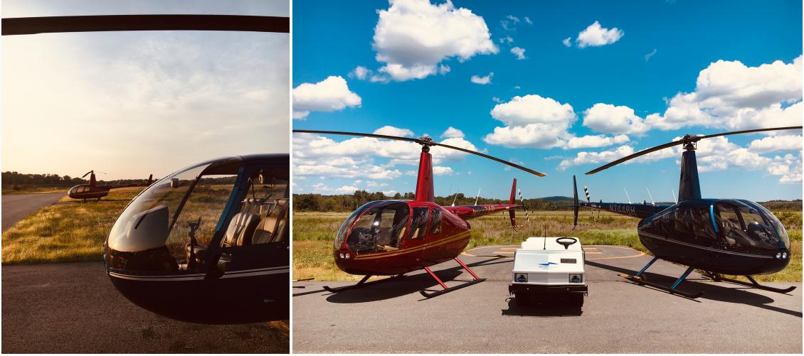 аренда вертолета в Казахстане